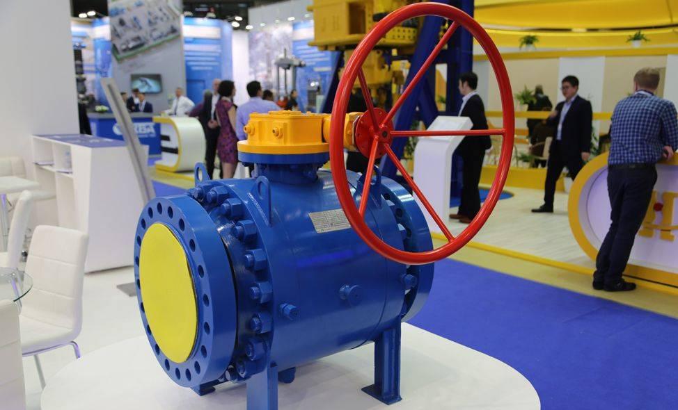 «РеноТЭК» на выставке нефтегазового оборудования