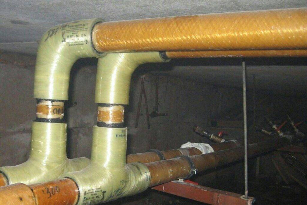 Стеклопластиковые трубы в России