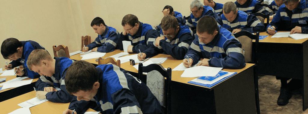 , Обучение монтажу и ремонту стеклопластиковых труб