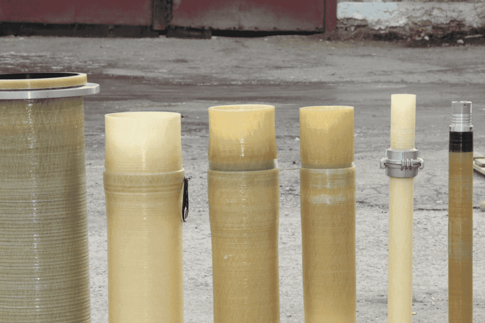 Факты о стеклопластиковых трубах