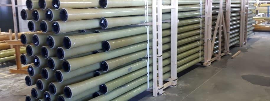 Стеклопластиковые трубы - лучший материал для трубопроводной системы