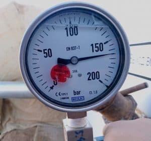 Трубопровод из стеклопластика в АО «ПетроКазахстан Кумколь Ресорсиз»